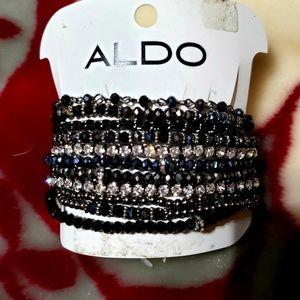 Also stackable bracelets